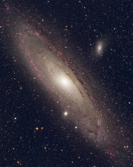 m31 shot with nb4stars